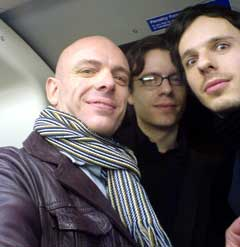 ON THE TUBE WITH BROS