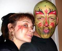 THE NOT-SO-INCREDIBLE HULK - AND HER MAN (HEE HEE)