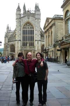 WITH THE BROTHERS IN BATH...