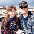 ON HONEYMOON IN FLORENCE, 1992