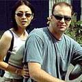 JOHAN VAN WYK AND ANNE, MIAOLI CITY, 1999