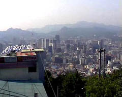 THE ROOFTOP PUB WHICH OFFERS SEOUL'S BEST VIEW